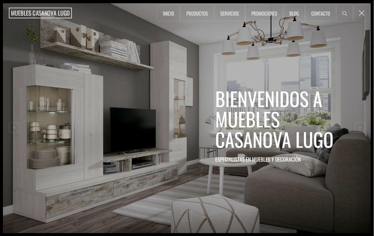 Home internet galicia for Muebles casanova