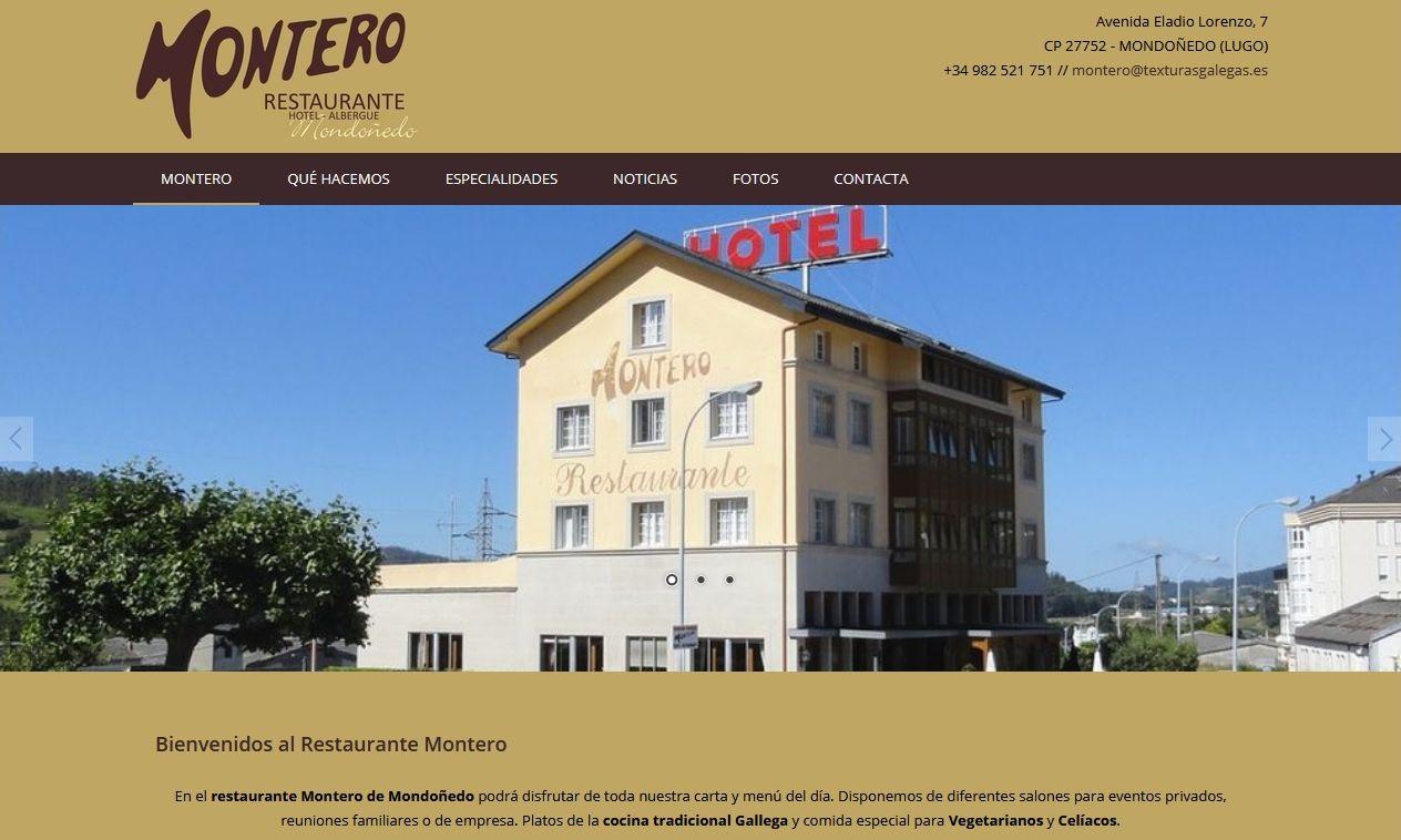 Restaurante Montero | Internet Galicia